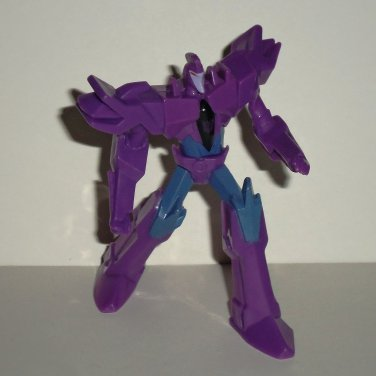 McDonald's 2015 Transformers Fracture Figure Only Happy Meal Toy Loose Used