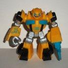 Playskool Heroes Transformers Rescue Bots Bumblebee Figure Hasbro #A2110 Loose
