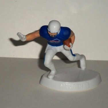 McDonald's 2014 Madden NFL 15 Buffalo Bills Figure Happy Meal Toy Loose Used