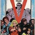 V (1985 series) #1 DC Comics TV Show Feb. 1985 VG