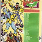 Who's Who Definitive Directory of the DC Universe #3 DC Comics May 1985 VF/NM