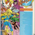 Who's Who Definitive Directory of the DC Universe #6 DC Comics Aug 1985 FN