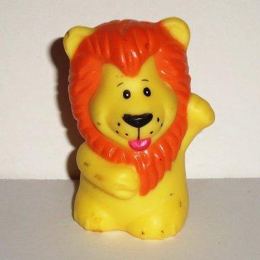 Shelcore Lion Vinyl Figure 2002 Loose Used
