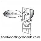 hoodwood sticker MmHmm...