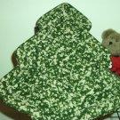 Henn Workshops green Sponged  tree platter