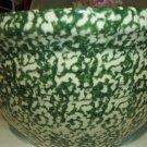 "Henn Workshops green Sponged 6"" mixing bowl"