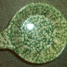 Henn Workshops green sponged oven piggin bowls set of 2