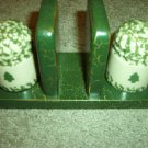 Henn Workshops Christmas tree salt/pepper set