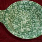 Henn Workshops green sponged oven piggin bowl