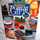 Vintage Simplicitys 76 Great Gifts Crafts Magazine 1979