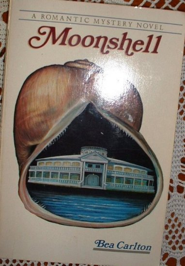 Moonshell by Bea Carlton 1986 Thriller Fiction Novel