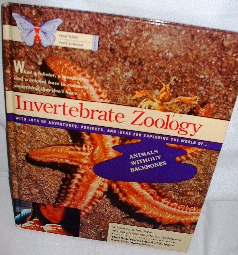 Invertebrate Zoology Real Kids Real Science Books