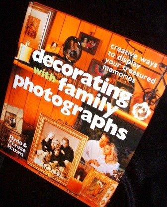 Decorating With Family Photographs by Ryne Hazen Theresa Hazen