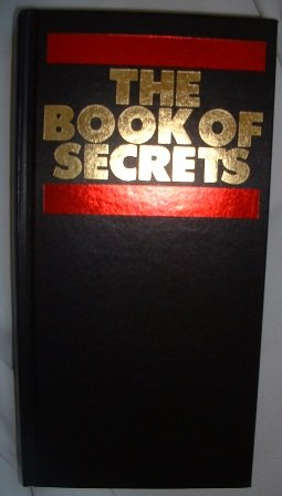 Book of Secrets 1993 Marion Buhgiar NonFiction Hardcover