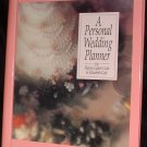 A Personal Wedding Planner by Elizabeth Gale, Sharon Capen Cook