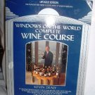 Windows on the World Complete Wine Course 1987 by Kevin Zraly Educational Softcover