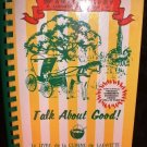 1992 Talk About Good 25th Anniversary Cookbook Lafayette La 25th Anniversary Collector's Edition