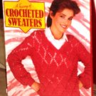 A Treasury of Crocheted Sweaters by Sedgewood Press (1985, Book, Illustrated)