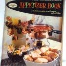 Good Housekeeping's Appetizer Book Vintage 1958 Cook Book