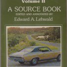 Chevelle SS Volume 11 A Source Book Edward A Lehwald 1st Printing Motorbooks International 1985