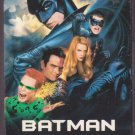 Batman Forever VHS Video Dated 2000 Val Kilmer Tommy Lee Jones Jim Carrey