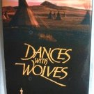 Dances with Wolves VHS Kevin Costner Mary McDonnell Dated 1990 Factory Sealed