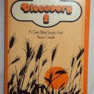 Discovery 2 A Daily Bible Study and Prayer Guide Book Dated 1975 Crusade Edition