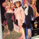 Barbie Doll Hallmark Nostalgic Greeting Card Collection Dated 2003