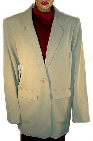 TRAVELSMITH Travel Smith Sage Blazer XL(18-20) NWT