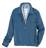 TRAVELSMITH TRAVEL SMITH Blue Indispensable Short Jacket SZ XL(18-20) NWT
