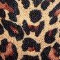 DENNIS BASSO Tan Jacket w/ Leopard Lining SZ 1X