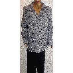 DIALOGUE Jacquard Jacket and Pants SZ 24