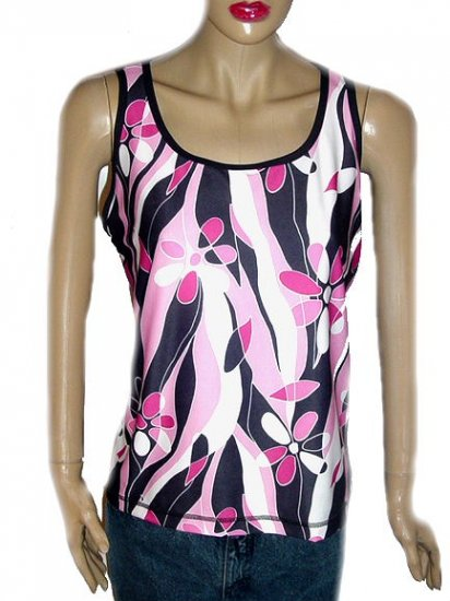 CITY LIGHTS CITY TECH Sporty Tank NWT SZ 2X
