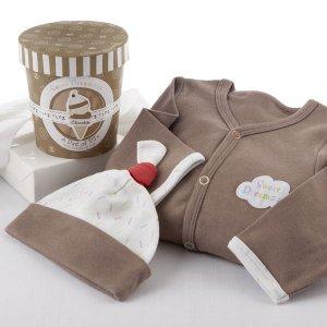"""Sweet Dreamzzz"" A Pint of PJ's Sleep Time Gift Set, Chocolate"