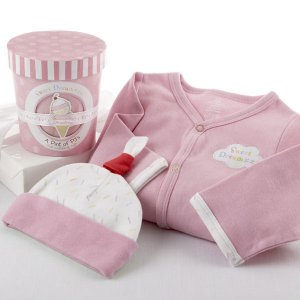 """Sweet Dreamzzz"" A Pint of PJ's Sleep-Time Gift Set, Strawberry"