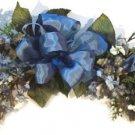 Blue Blossom Berry Arch