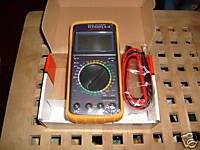 "DT-9201A ""Advanced series"" Digital Multimeter"