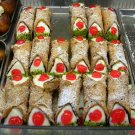 5 CANNOLI KIT AND SECRETS from SICILIA -italy