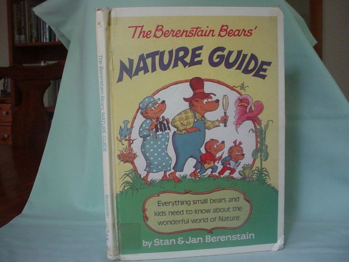 Berenstain Bears Nature Guide Berenstein Homeschool
