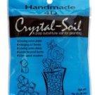 Crystal Soil Blue Cube Shape 8gm packs