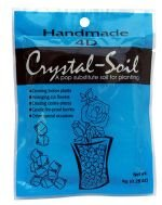 Crystal Soil Blue Cube Shape 8gm packs
