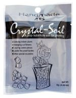 Crystal Soil Clear Cube Shape 8gm packs
