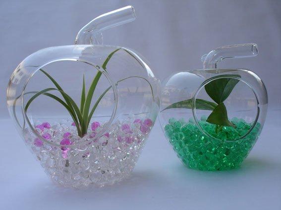 Vase Apple Shape Meduim Size