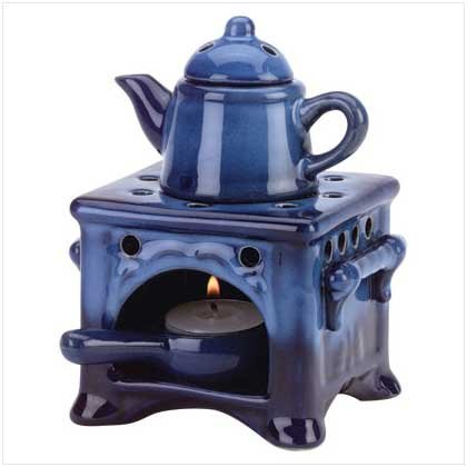 #34602 Country Kitchen Oil Warmer