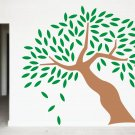 Big Tree decal sticker wall vinyl nature beautiful baby boy girl children