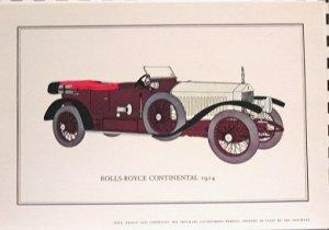 Rolls-Royce Continental 1914