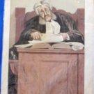Vanity Fair Print Judges No. 6 Free S/H