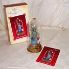 ".Hallmark Keepsake Ornament ""Light of Liberty"" Size: 4"" H x 2"" Dia. Price:12.95"