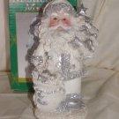 "Cornerstone 2000 Mistletoe Moments  Santa Size: 51/2"" H x 2 1/2"" Dia Price: 3.95"