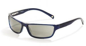 New Columbia Sportswear Blue Miramack Sunglasses